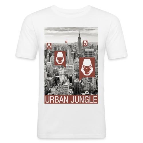 Urban Jungle UG - Men's Slim Fit T-Shirt