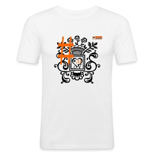 Urban Love - Camiseta ajustada hombre