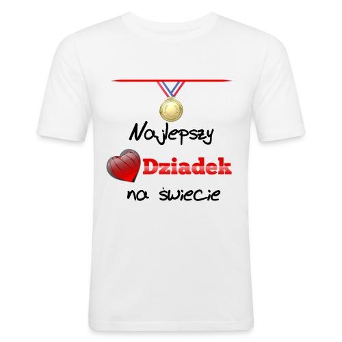 nadruk_rodzinne_01 - Obcisła koszulka męska