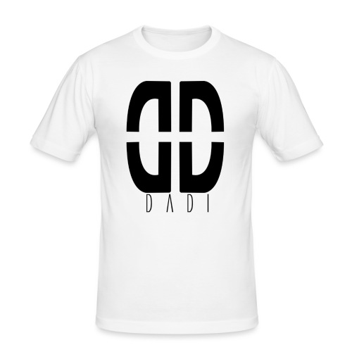 dadi logo png - Männer Slim Fit T-Shirt