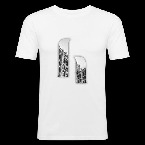 City2 - T-shirt près du corps Homme