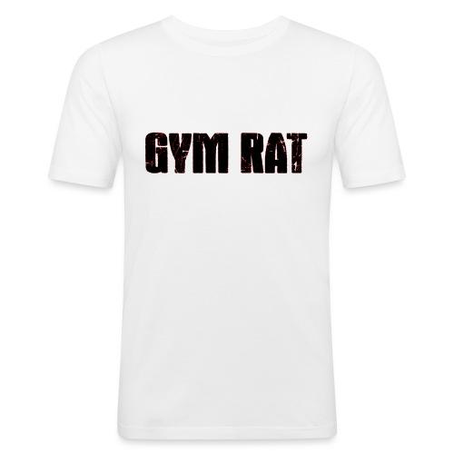Gymrat - Slim Fit T-shirt herr