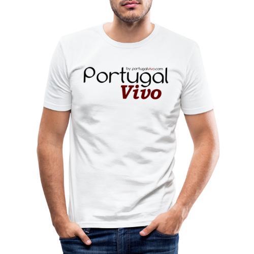 Portugal Vivo - T-shirt près du corps Homme