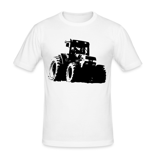 7100 - Herre Slim Fit T-Shirt