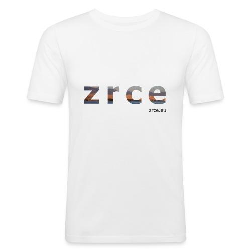 zrce7 png - Männer Slim Fit T-Shirt