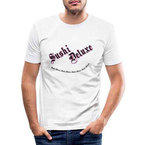 sushi gothik - T-shirt près du corps Homme