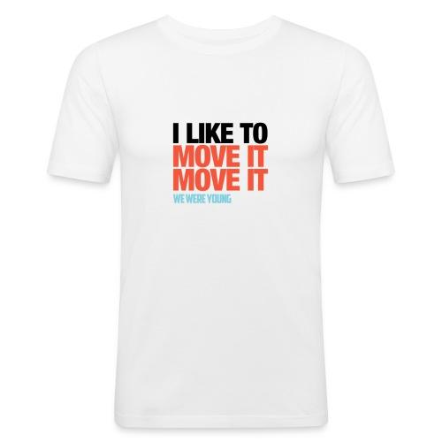 moveit png - T-shirt près du corps Homme
