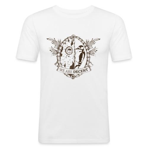 Illustration11 - Männer Slim Fit T-Shirt