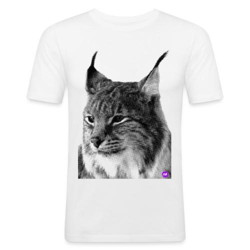 ilves - Miesten tyköistuva t-paita