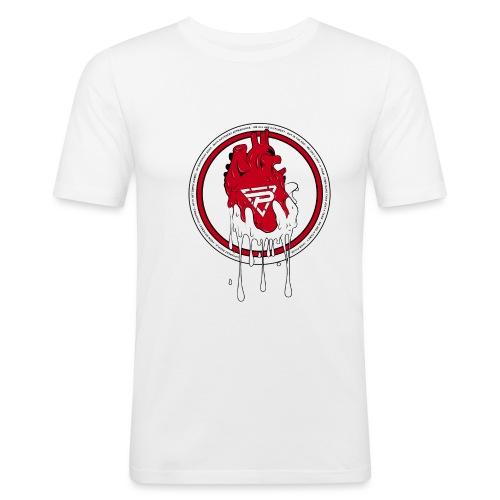 Team Pulse - Same Blood - Men's Slim Fit T-Shirt
