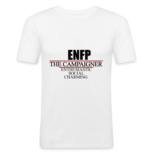 ENFP - Slim Fit T-shirt herr