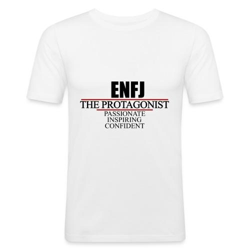 ENFJ - Slim Fit T-shirt herr