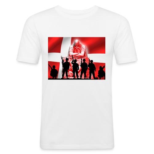 Holger Danske - Herre Slim Fit T-Shirt