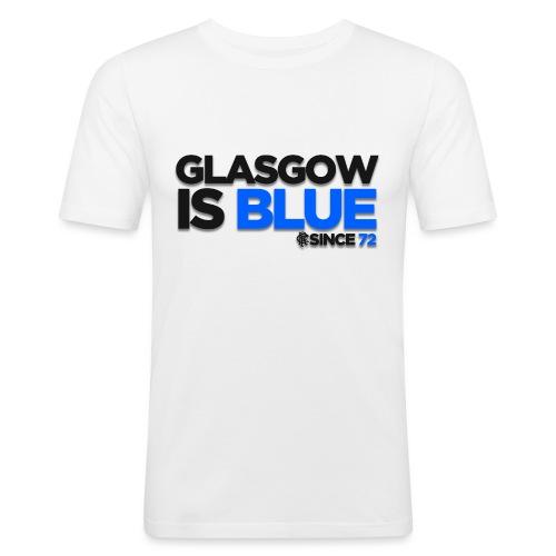 Glasgow is Blue Since 72 - Men's Slim Fit T-Shirt