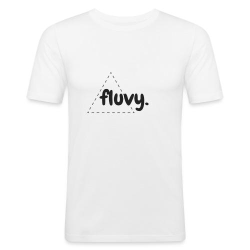 Fluvy Gone - T-shirt près du corps Homme