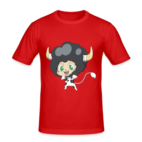 lmanbo 1 - Men's Slim Fit T-Shirt