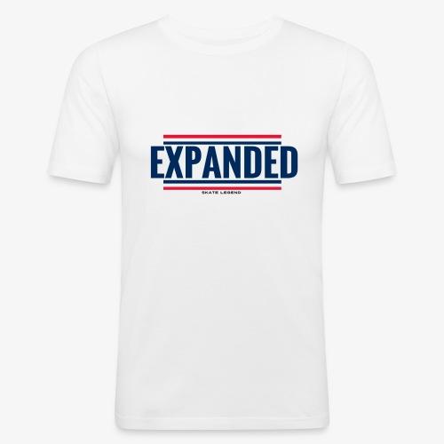 EXPANDED: original logo - T-shirt près du corps Homme