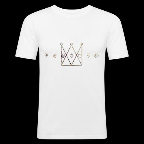 Legatio Paper - Men's Slim Fit T-Shirt