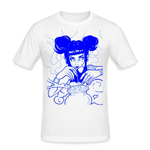 alchemik - Obcisła koszulka męska