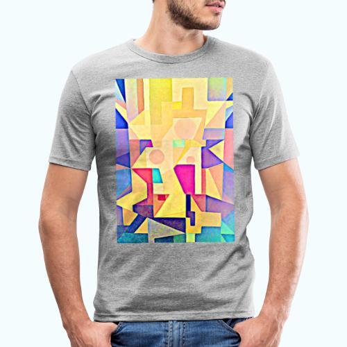 TRINITY - Men's Slim Fit T-Shirt