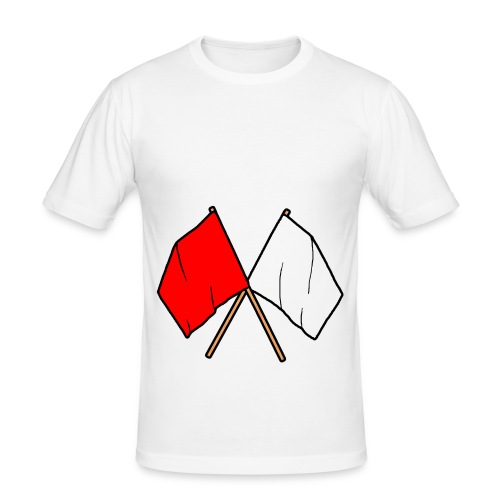 hikiwake - Männer Slim Fit T-Shirt