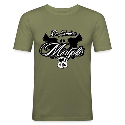 RA HACHIRI - T-shirt près du corps Homme