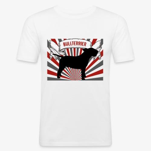 Bullterrier - Männer Slim Fit T-Shirt