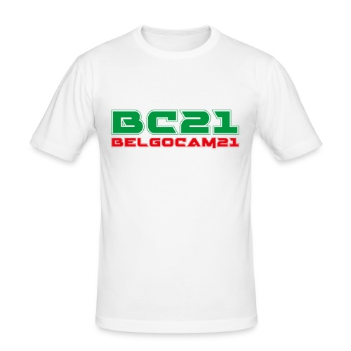 BC21 teeshirtColor1 png - T-shirt près du corps Homme