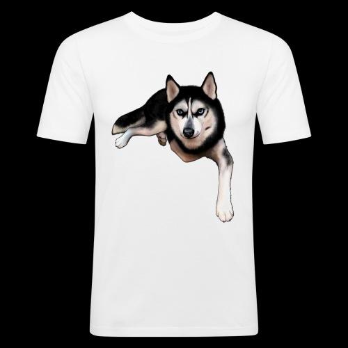 Husky - Men's Slim Fit T-Shirt