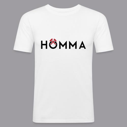 HÖMMA - Männer Slim Fit T-Shirt