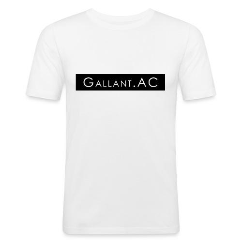Black - Men's Slim Fit T-Shirt