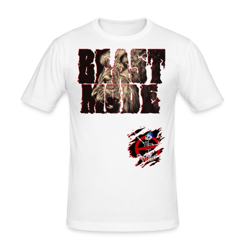 BEASTMODE T Shirt - Maglietta aderente da uomo