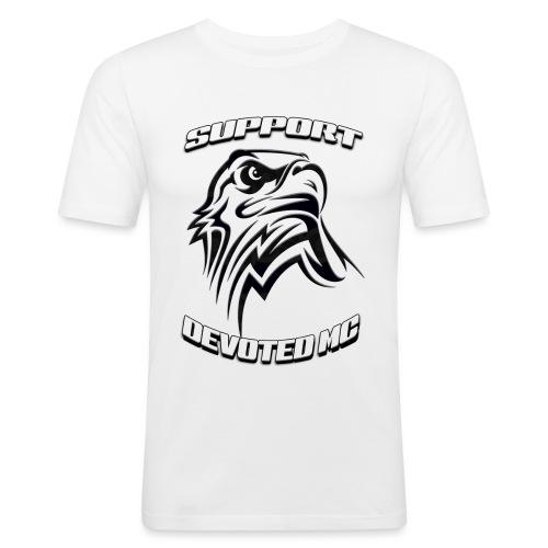 SUPPORT DEVOTEDMC E - Slim Fit T-skjorte for menn