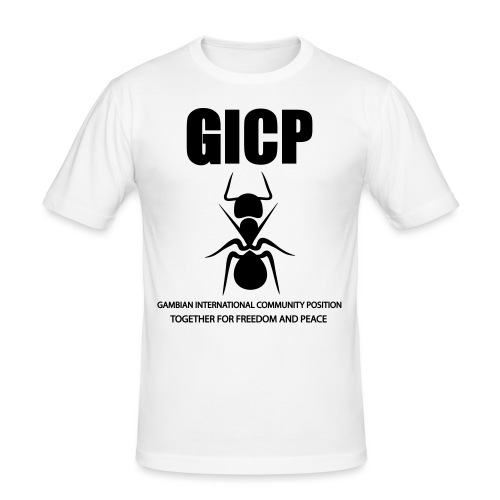 GICP T-SHIRT - Men's Slim Fit T-Shirt
