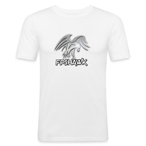 Chrome transparant png - Men's Slim Fit T-Shirt
