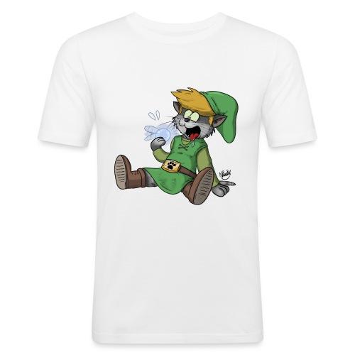 Navi se fait manger - T-shirt près du corps Homme
