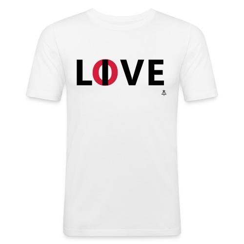 Love live - slim fit T-shirt