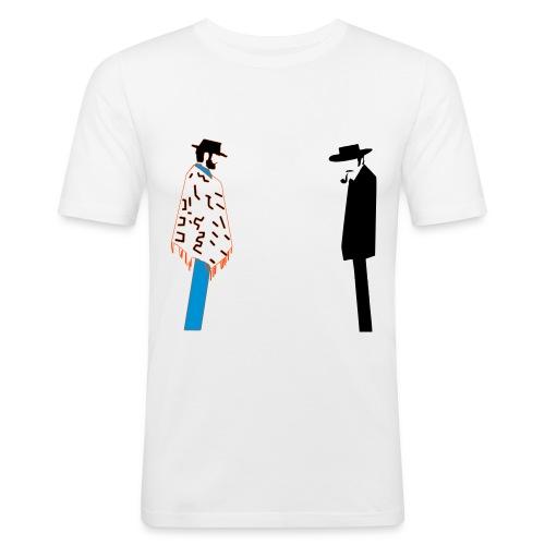 Bad - T-shirt près du corps Homme