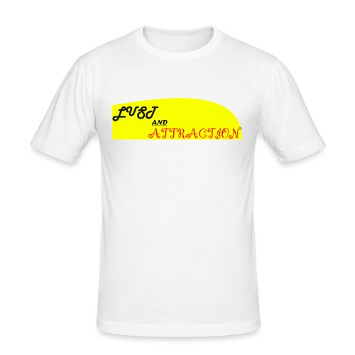 lust ans attraction - Men's Slim Fit T-Shirt
