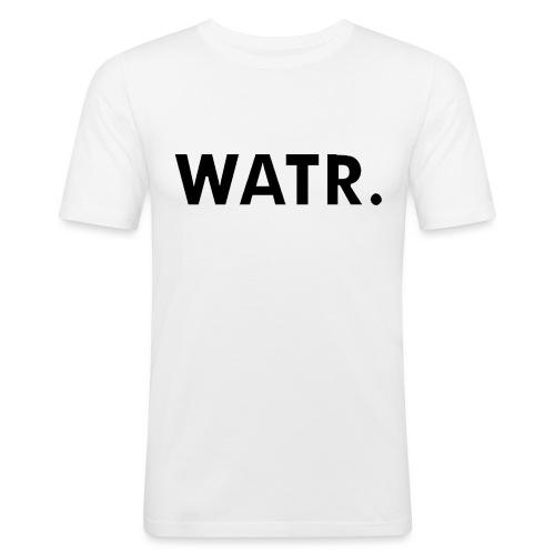 watr extra groot - slim fit T-shirt