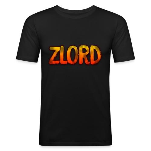 YouTuber: zLord - Maglietta aderente da uomo