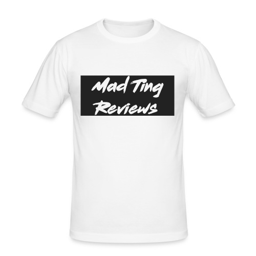 Mad Ting Reviews OG clothing Logo - Men's Slim Fit T-Shirt