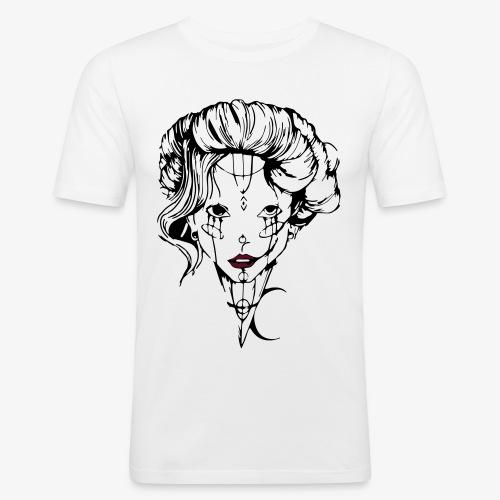Tendresse maléfique - T-shirt près du corps Homme