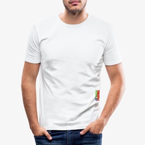 De Showfabriek - Mannen slim fit T-shirt