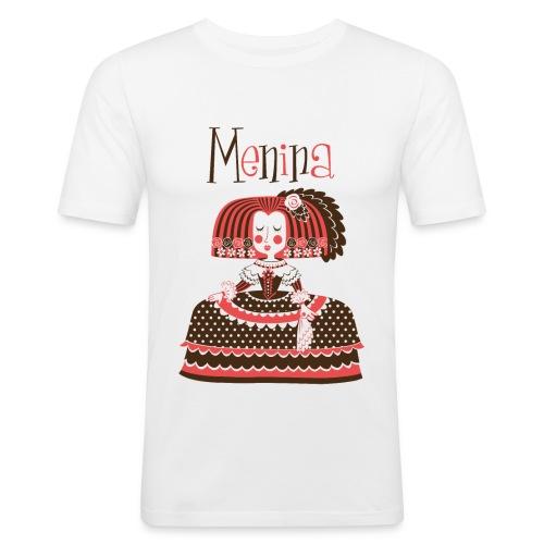 MENINA - Camiseta ajustada hombre