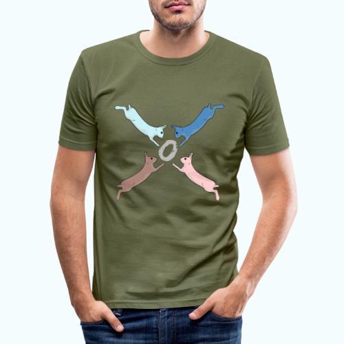Easter - Men's Slim Fit T-Shirt