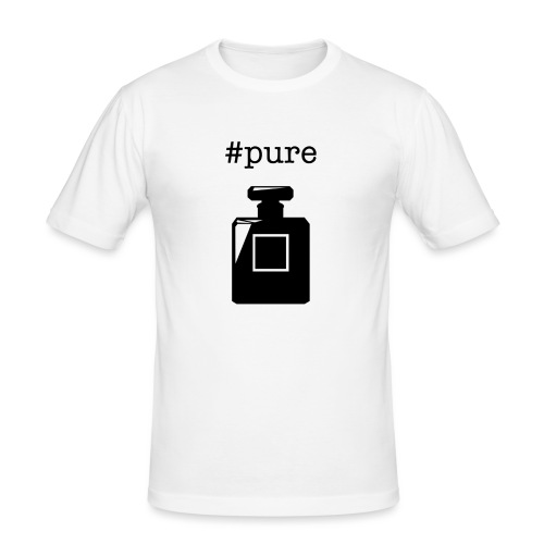 PURE - Männer Slim Fit T-Shirt
