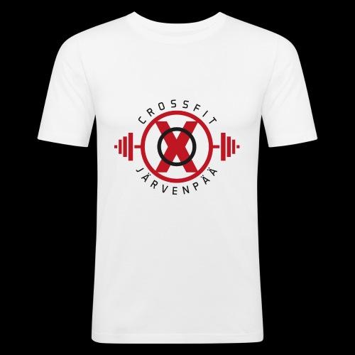 Crossfit Järvenpää - Miesten tyköistuva t-paita