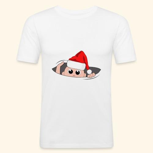 Baby Nikolaus - Männer Slim Fit T-Shirt
