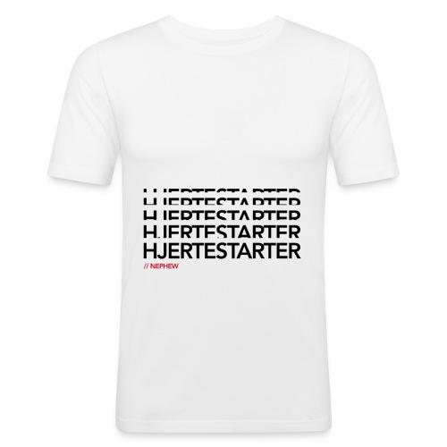 Double Black png - Herre Slim Fit T-Shirt